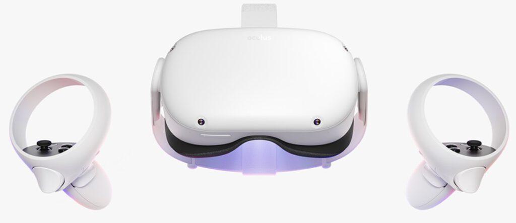 oculus quest vr headest