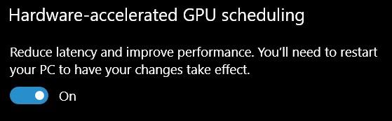 GPU Scheduling
